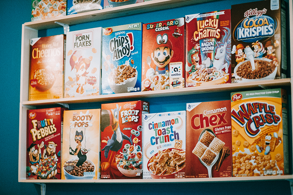 cereal-and-chill